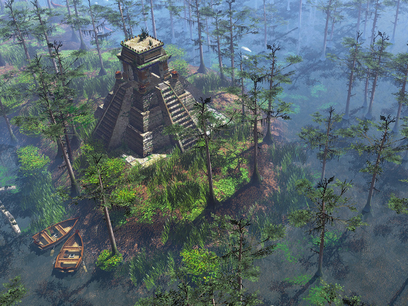 Age of Empires III Demo