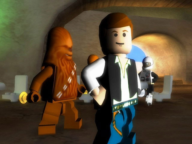 Lego Star Wars II Demo